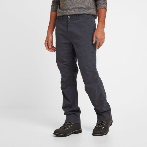 Reighton Mens Trousers Short - Midnight