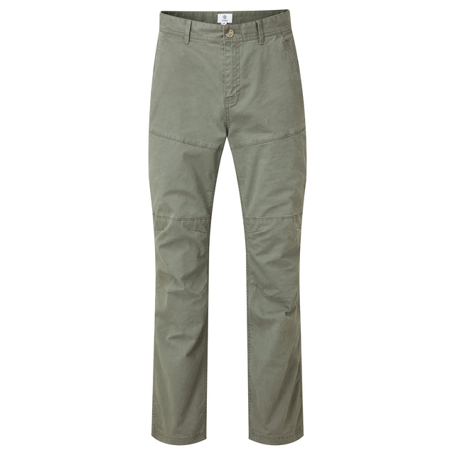 Reighton Mens Trousers Short - Military Khaki image 2