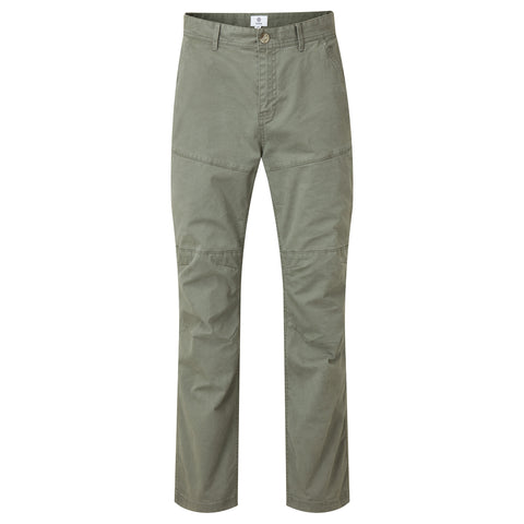 Reighton Mens Trousers Long - Military Khaki