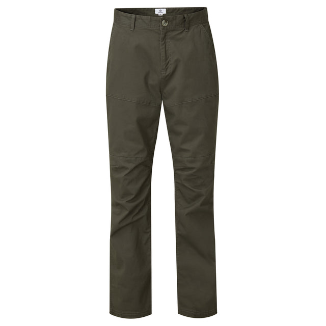 Reighton Mens Trousers Regular - Charcoal image 5