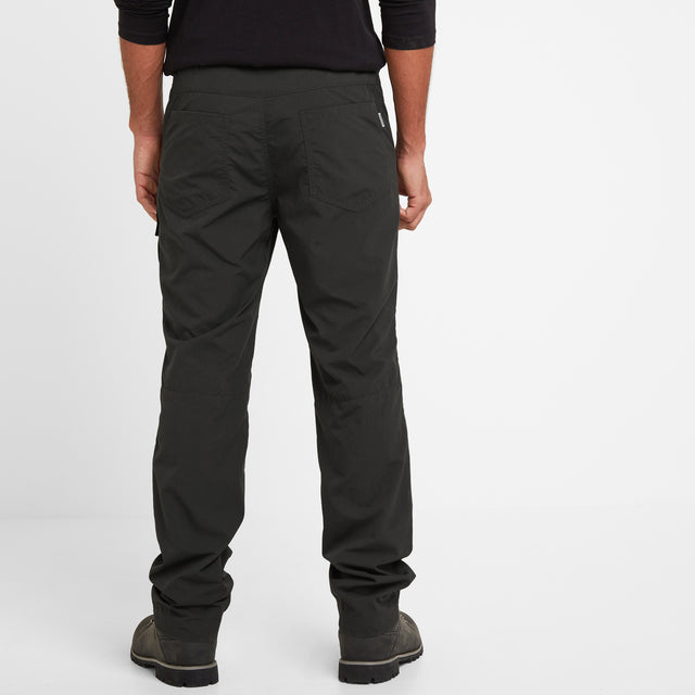 Rowland Mens Trousers Long - Storm image 3