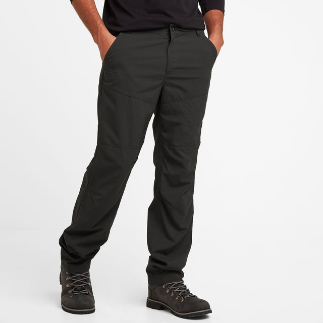 Rowland Mens Trousers Long - Storm image 2