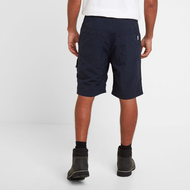 Rowland Mens Shorts - Navy image 3
