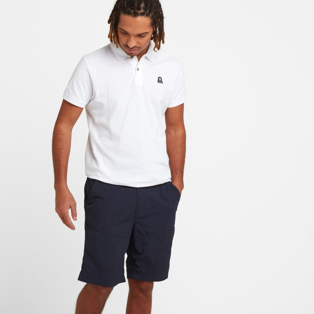 Rowland Mens Shorts - Navy image 4