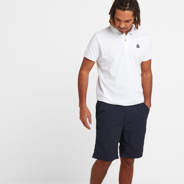 Rowland Mens Shorts - Navy image 1