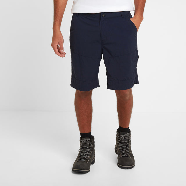 Rowland Mens Shorts - Navy image 2