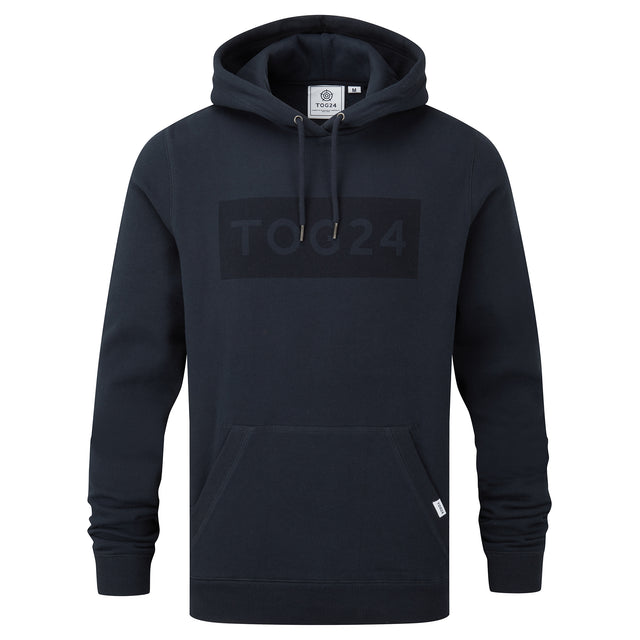 Sampson Mens Hoody - Dark Indigo