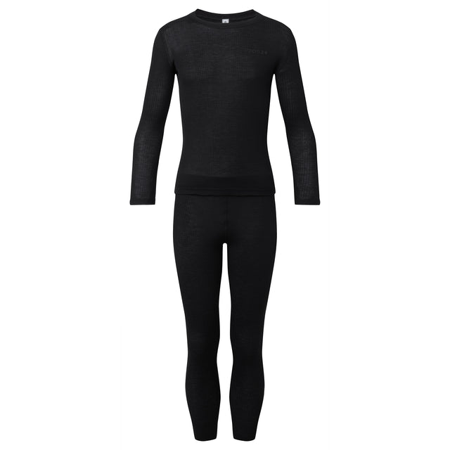 Scafell Kids Thermal Set - Black image 1
