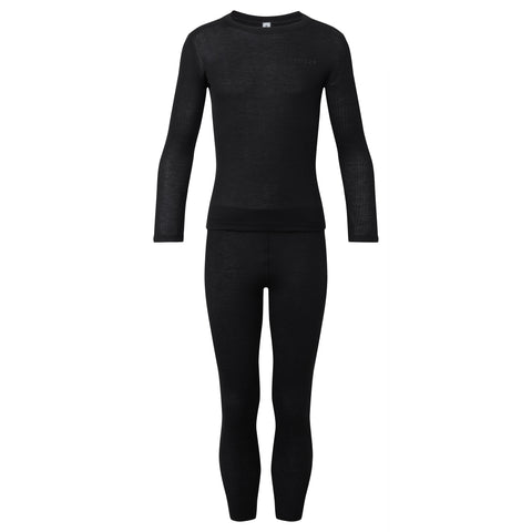 Scafell Kids Thermal Set - Black