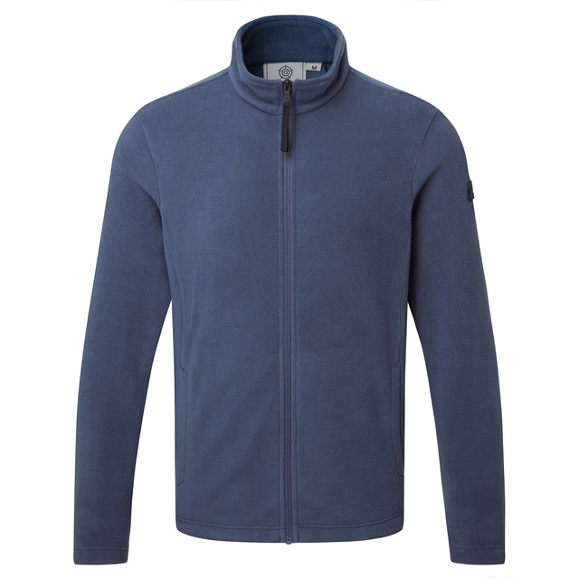 Shire Mens Fleece Jacket - Denim image 3