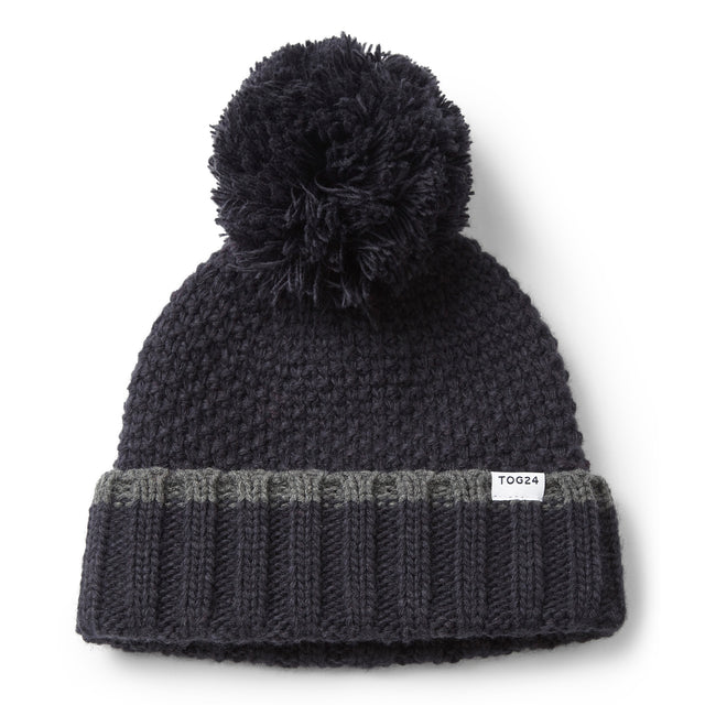 Silsoe Knit Hat - Navy image 2