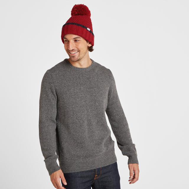 Silsoe Knit Hat - Chilli Red image 1