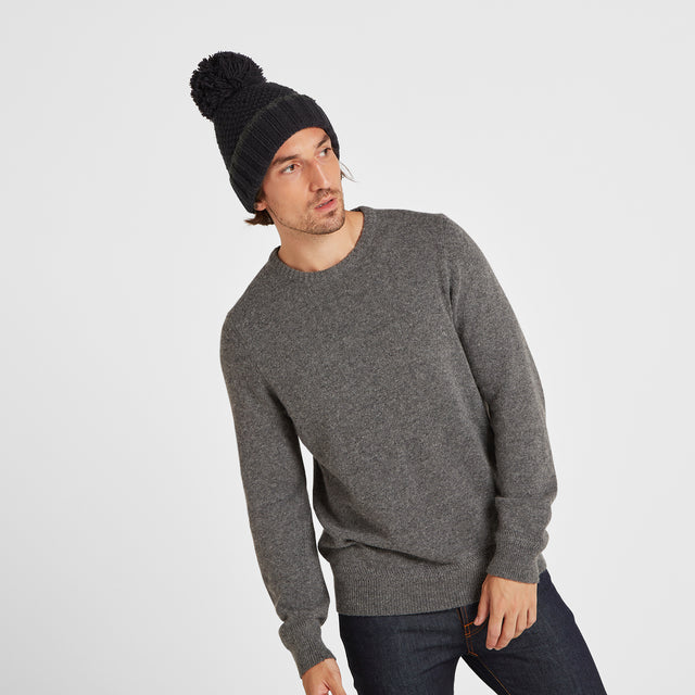 Silsoe Knit Hat - Navy image 1
