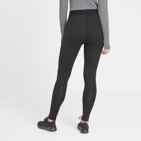 Snowdon Womens Thermal Legging - Black