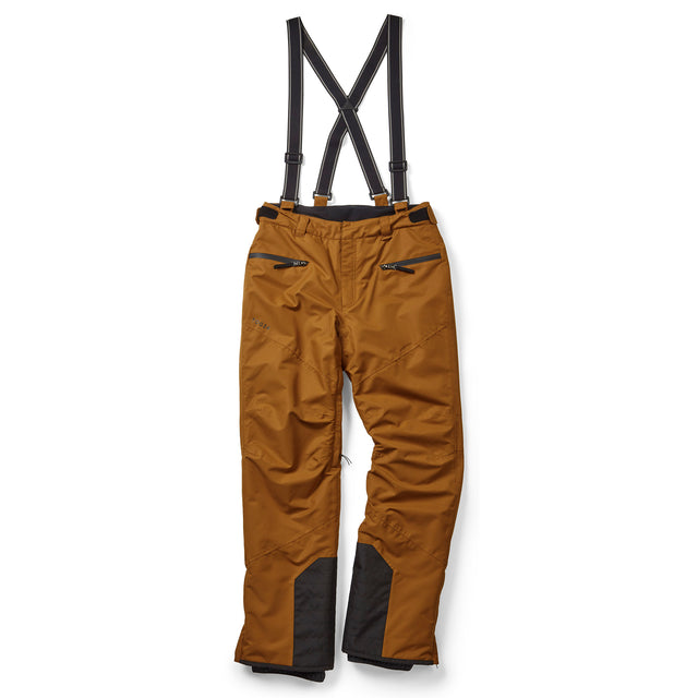 Spike Mens Waterproof Insulated Ski Pants - Amber image 3