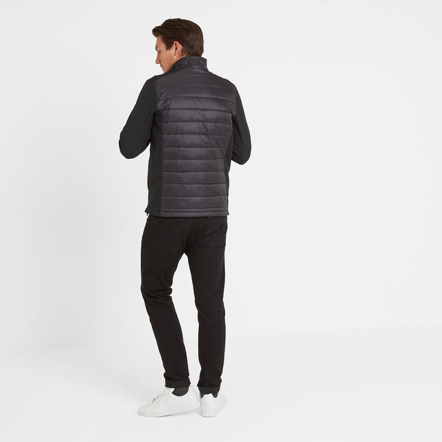 Stamford Mens Insulated Jacket - Black image 3