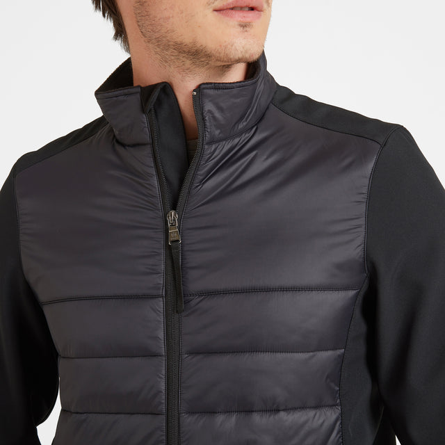 Stamford Mens Insulated Jacket - Black image 2
