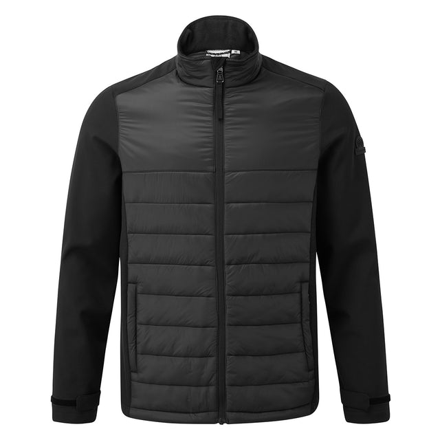 Stamford Mens Insulated Jacket - Black image 5