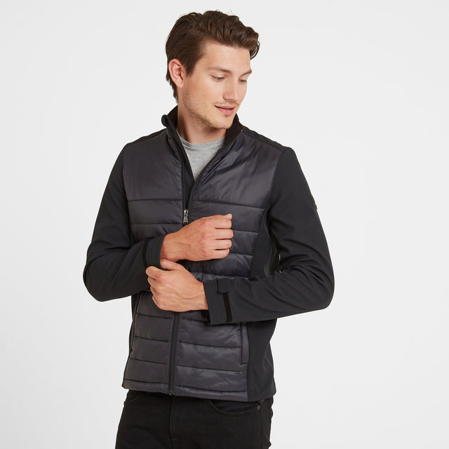 Stamford Mens Insulated Jacket - Black image 1