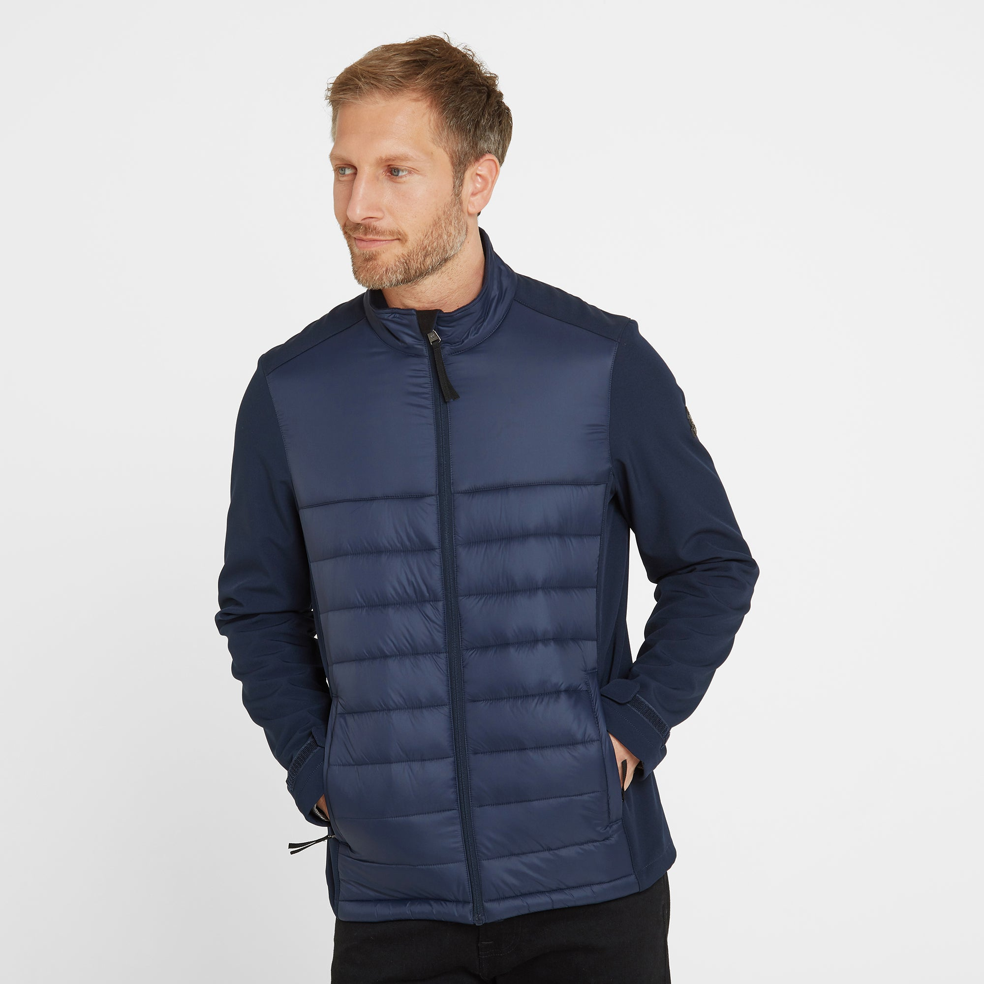 Stamford Mens Insulated Jacket - Navy
