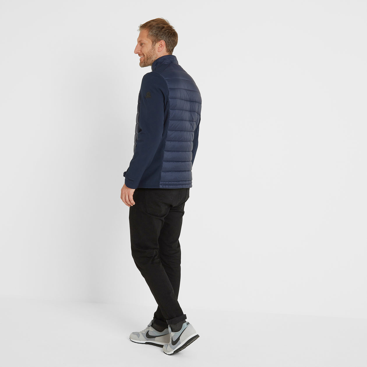 Stamford Mens Insulated Jacket - Navy image 4