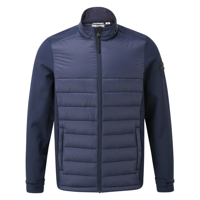 Stamford Mens Insulated Jacket - Navy image 6