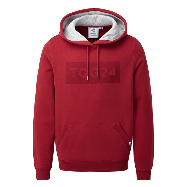 Stowgate Mens Hoody - Rio Red image 3