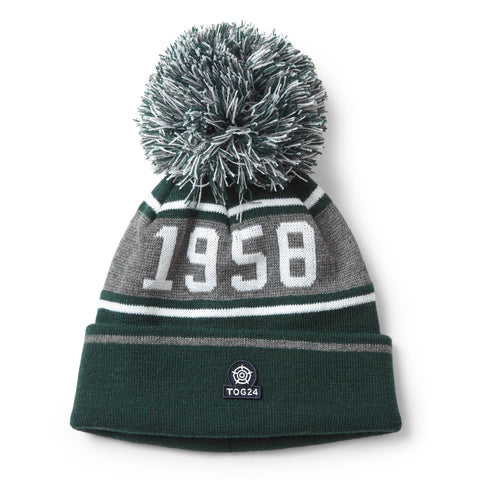 Tebworth Knit Hat - Forest