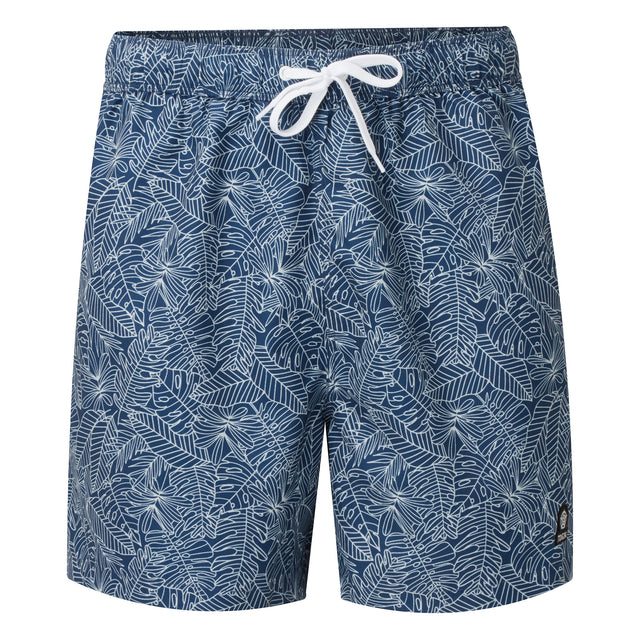 Tyler Mens Swim Shorts - Denim image 5