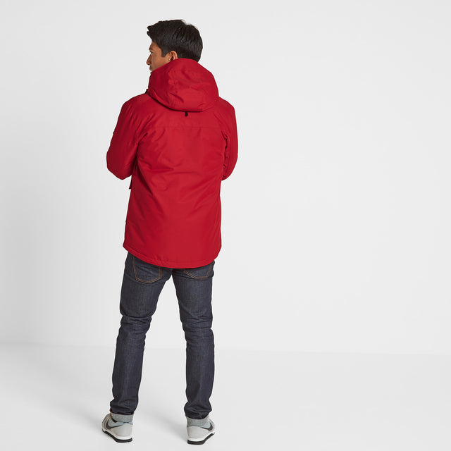 Vertigo Mens Winter Jacket - Chilli image 2