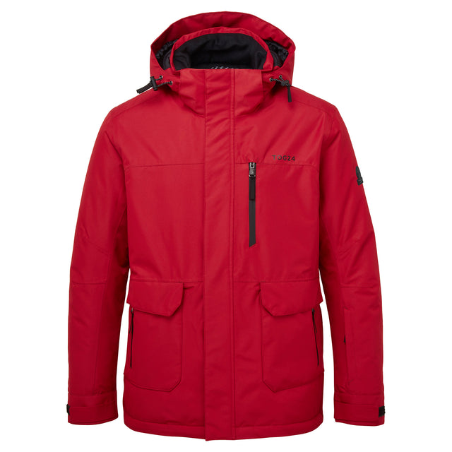 Vertigo Mens Winter Jacket - Chilli image 6