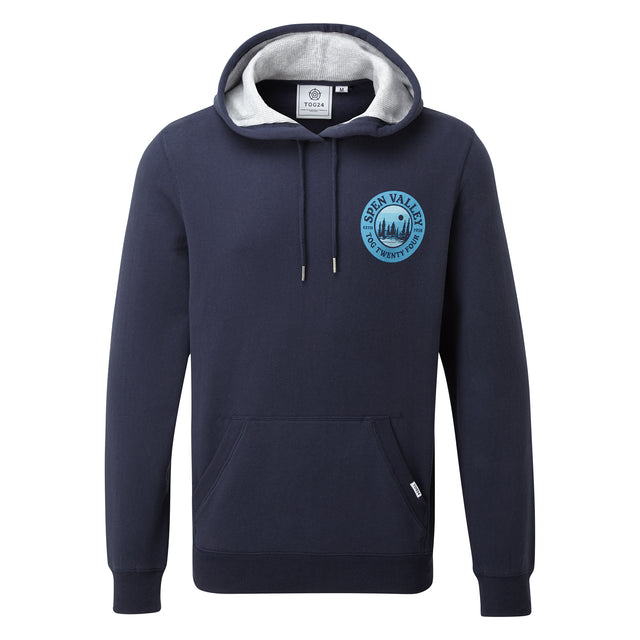 Webster Mens Hoody - Navy image 3