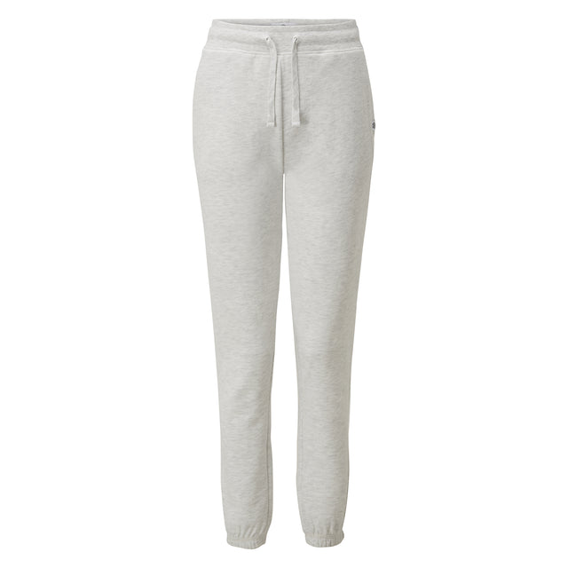 Willerby Womens Sweat Pants - Ice Grey Marl image 2