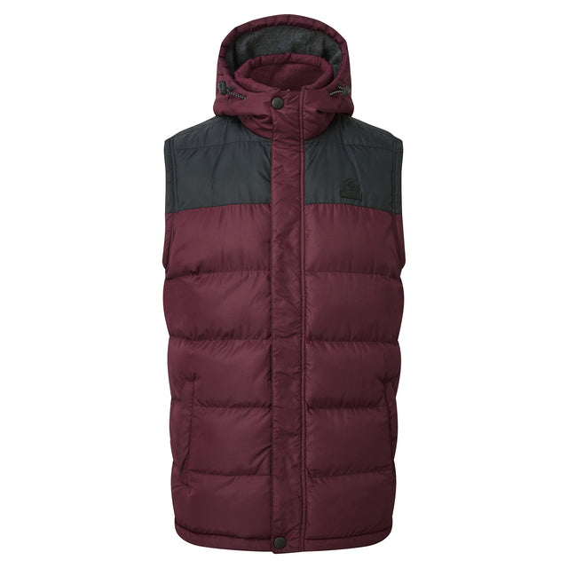 Worth Mens TCZ Thermal Gilet - Deep Port