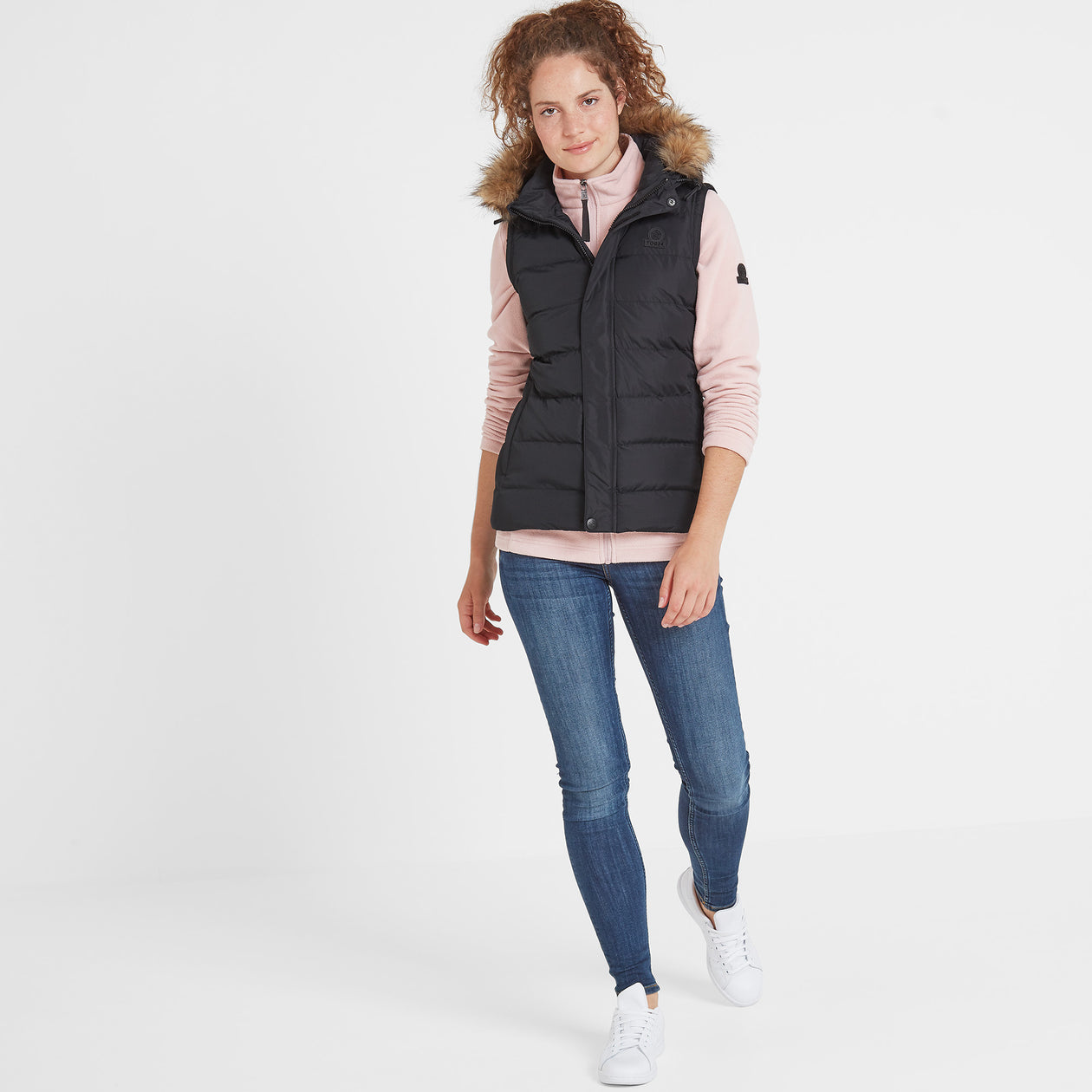 Yeadon Womens Insulated Gilet - Black image 4