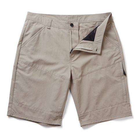 Acton Mens Performance Shorts - Pebble