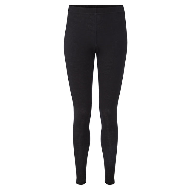 Ainley Womens Thermal Set - Black image 2