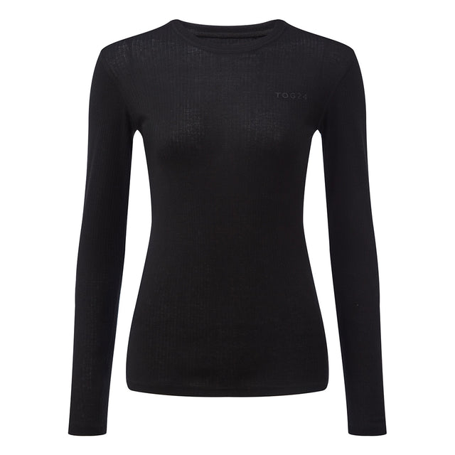 Ainley Womens Thermal Set - Black image 1