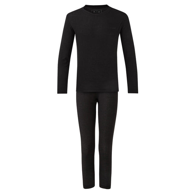 Ainley Kids Thermal Set - Black image 1