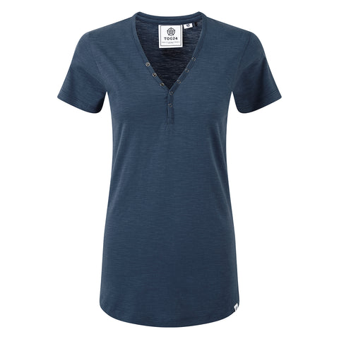 Alice Womens T-Shirt - French Navy