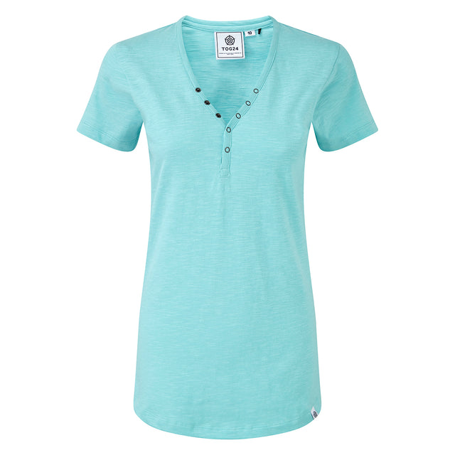 Alice Womens T-Shirt - Spearmint image 1