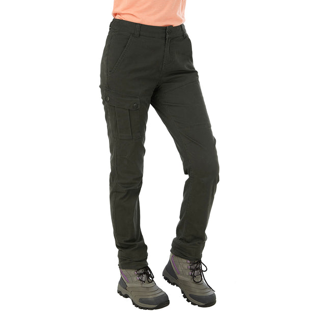 Alturn Womens Performance Trousers Regular Leg - Storm Grey image 3