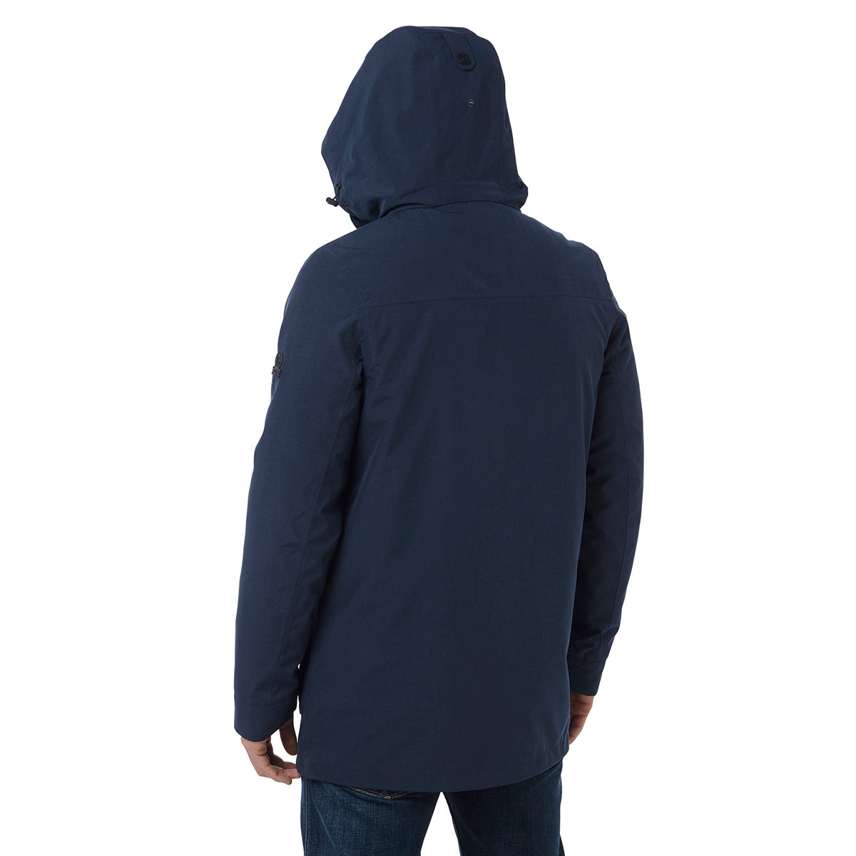 Arkle Mens Milatex 3-In-1 Jacket - Navy Marl image 4