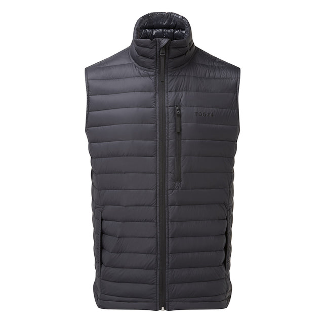 Beck Mens Down Gilet - Black image 1