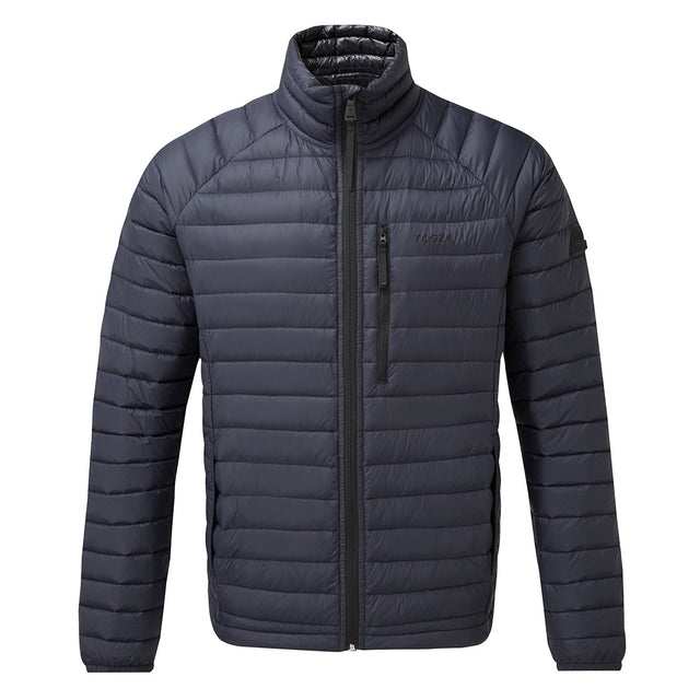 Beck Mens Down Jacket - Navy image 1