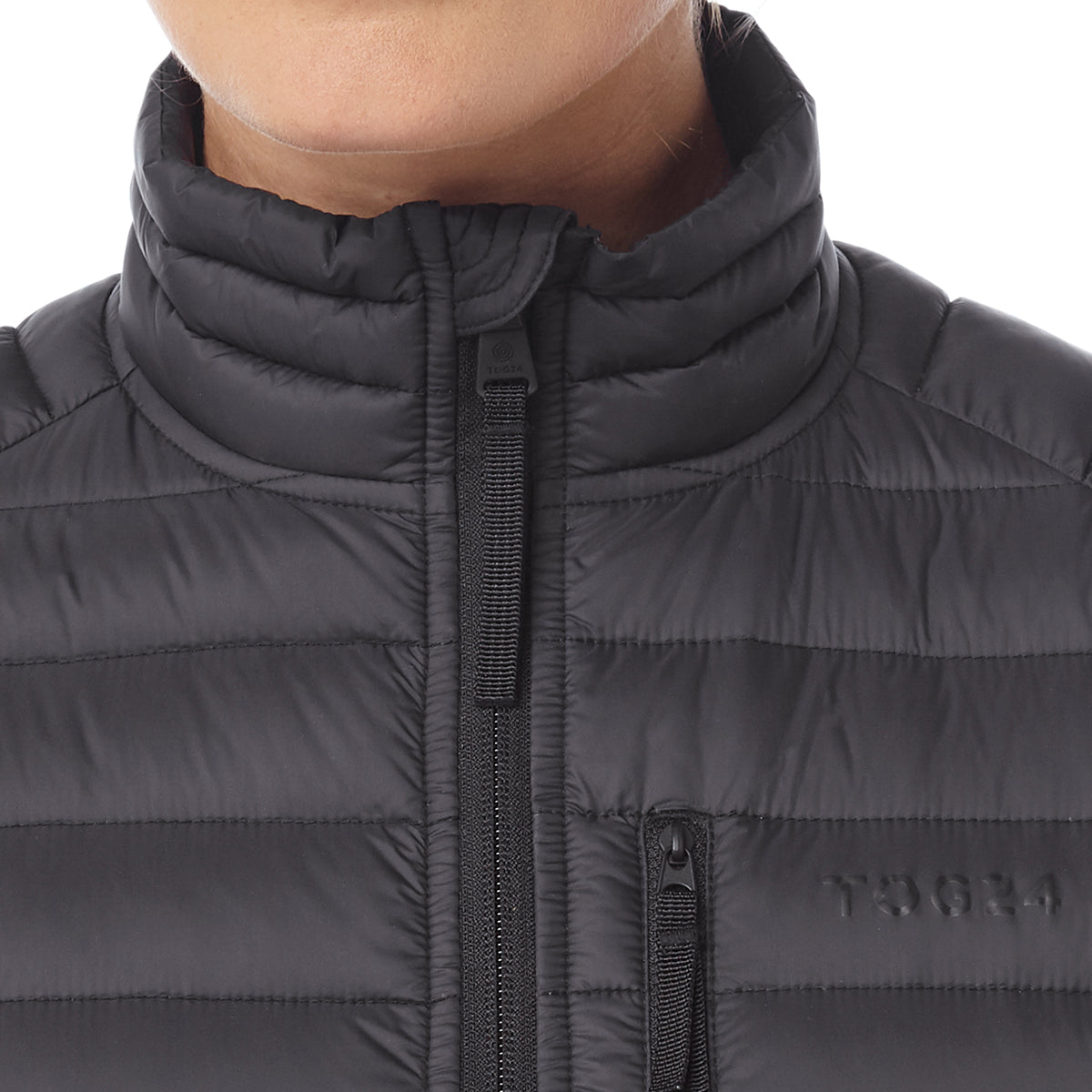 Beck Womens Down Jacket - Black image 4