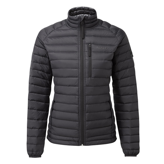 Beck Womens Down Jacket - Black image 1
