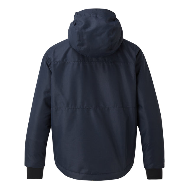 Bedlam Kids Waterproof Insulated Ski Jacket - Navy image 2