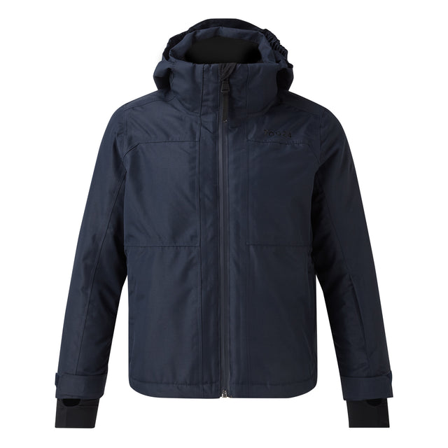 Bedlam Kids Waterproof Insulated Ski Jacket - Navy image 1