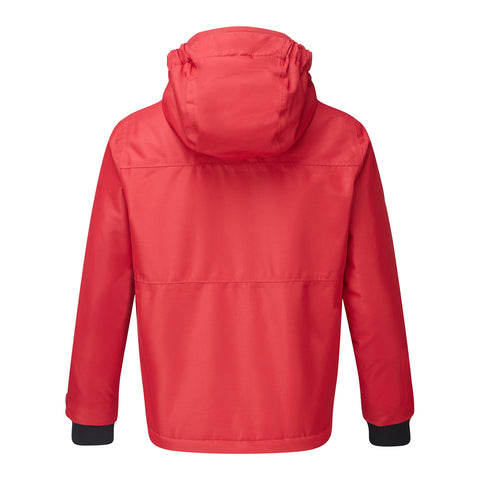 Bedlam Kids Waterproof Insulated Ski Jacket - Chilli Red